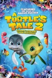 A Turtle's Tale 2: Sammy's Escape from Paradise (Sammy's avonturen 2) (2012)