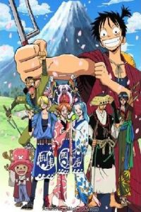 One Piece Episode Special 04: Episode Luffy Oyabun