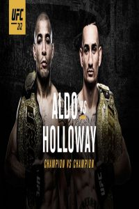 UFC 212 PPV Aldo vs Holloway