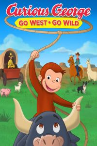 Curious George: Go West, Go Wild (2020)
